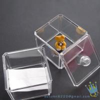 Cheap acrylic cosmetic counter organizer for sale