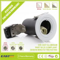 Cheap Fire Rated Downlight - IP20 Fixed White GU10 for sale