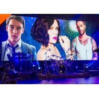 Cheap HD Color 3.91mm Pixels High Resolution LED Display Video Function For Show wholesale