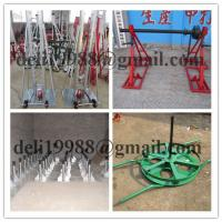 Cheap Best quality Hydraulic cable drum jack,Hydraulic lifting jacks for cable drums for sale