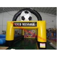Cheap Inflatable football pitch for training for sale
