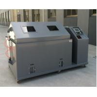 Cheap 30~200L Gas Flow Type NSS ACSS Test Salt Spray Test Chamber With PVC Board Inside for sale