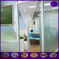 Cheap High Quality Aluminum Fly Insect Bug Door curtain Blind screen from china mainland for sale