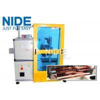 Cheap Full automatic Horizontal big wire electric motor stator toroid coil winding machine for sale