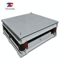 China Vibration Shaker Testing Device Table For Concrete Moulds , Long Life Time on sale