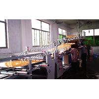 China Plastic PVC artificial marble stone wall sheet panel board manufacturing machine equipment on sale