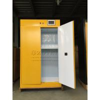 Cheap Flame Proof Hazmat Storage Cabinets Single Door For Cylinder / Paint / Chemical for sale