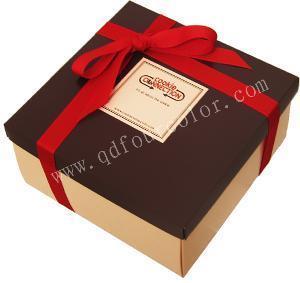 Cheap Cardboard Gift Box for sale