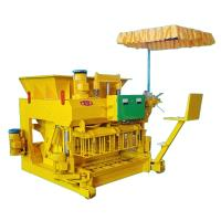 Buy cheap JMQ-6A Mobile Concrete Block Making Machine from wholesalers