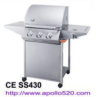 China 3-Burner Gas Grill on sale
