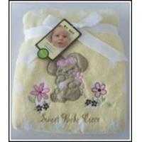 Buy cheap Embroidered Baby Blanket (ABTX-030) from wholesalers