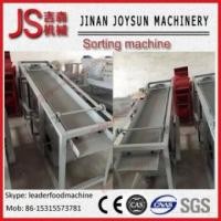Cheap Professional Peanut Picking Machine / Peanut Sieving Machine Low Consumption cnc spring machine for sale
