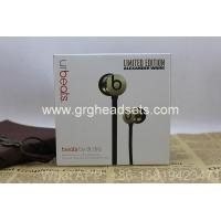 Cheap Beats Alexander Wang gold urbeats Ear Phones  with 1:1 Original with Sseal Box Made in Chi for sale