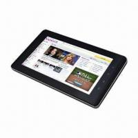 Cheap 7-inch Tablet PC, All-in-One, Dual-core Cortex A9, 1GHz for sale