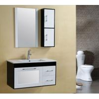 China hot sale bathroom cabinet,High glossy PVC bathroom cabinet,wall mounted vanity on sale
