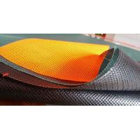 Cheap Flexible PVC Mesh Screen , Grid Garden Mesh Fencing With OEM Service for sale