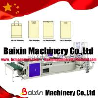Cheap Four Function Carry Bag Making Machine for sale
