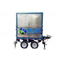 Cheap Double Axle Mobile Type Transformer Oil Purifier ZYD - M - 100 6000LPH for sale