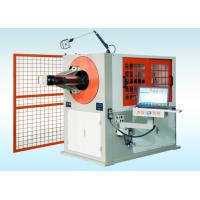 Cheap Customized Shape Wire Forming Equipment , Compression Spring Coiling Machine for sale