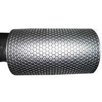 Cheap Grain Pattern Steel Embossing Roller For Gravure Printing , Embossing Cylinder wholesale