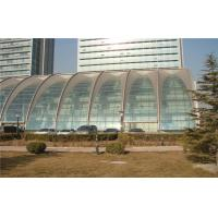Cheap Heat Strengthened Curved Temperable Glass Tinted , Bending Reinforced Glass for sale
