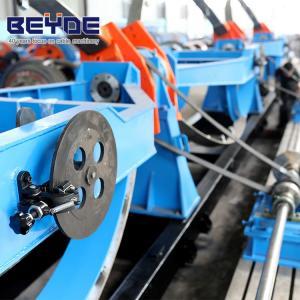 China Concentric Multi Strand Wire Stranding Machine Carbon Fiber Composite Materials on sale