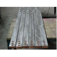 Cheap titti copper clad bars titanium clad copper plate and bar for industry gr2 for sale