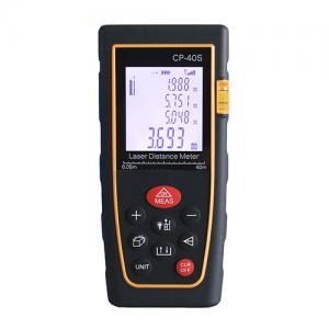 Cheap Effective Digital Laser Distance Measurer With Water Level , 0.05-100m Range for sale