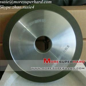 Cheap 1A1 resin bond CBN grinding wheel for HSS for sale