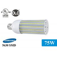 Cheap 180 Degree SAMSUNG 5630 SMD 75W Corn LED Lights with IP65 Waterproof for sale