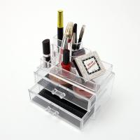 Cheap good value makeup cosmetic organizer display lipstick case for sale