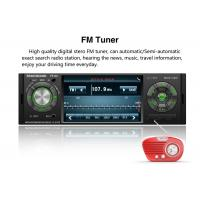 Cheap Front AUX 4 Inch Touch Screen Car Stereo Multimedia Touch Screen For Cars for sale