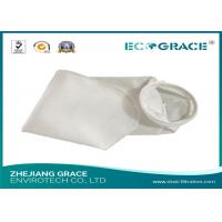 Quality Baghouse PP 75 Micron Water Filter Bag For Waste Water Treatment wholesale