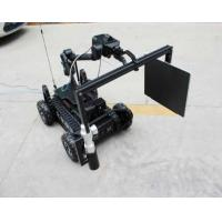Cheap 500m Wireless Control Bomb Detection Robot, Explosive Bomb Disposal Robot for sale
