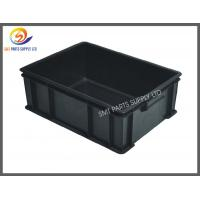 China Customized Size Anti Static Products Circulation Plastic ESD Component  Box on sale