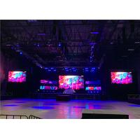 Quality MBI5124 Driver IC Led Commercial Advertising Display Screen P4.8 For Rental wholesale