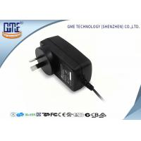 Cheap 18 W CEC VI high Efficiency AU Plug 12V Power Adapter For TV Box for sale