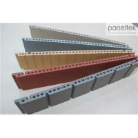 Cheap Colorful Ceramic Exterior Wall Panels Products Reliable 300 * 800 * F18mm Size for sale