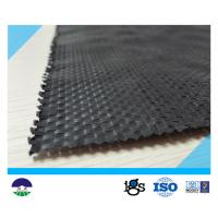 Cheap UV Resistant Black Geotextile Woven Fabric For Reinforcement Fabric 460G wholesale