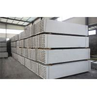Waterproof Interior MgO Wall Panels Decorative Partition Walls With High Strength