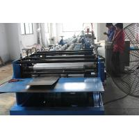 Buy cheap C Purlin Cold Roll Forming Machine With Auto Punching / Cutting from Wholesalers