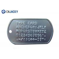 China Embossed Custom Made Personalized Dog Tags For Pets , Small Dog Tags For Pets on sale