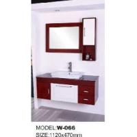 Cheap MDF Bathroom Cabinet (W-066) for sale