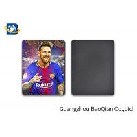 Cheap 3D Fridge Lenticular Magnet Football Star Lionel Andres Messi Printed Pattern for sale