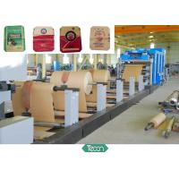 Cheap Five Shafted Paper Reel Racks / Paper Tube Making Machine with Auto Rectifiction Servo System for sale