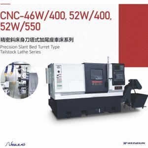 Cheap Horizontal High Precision Slant Bed Cnc Lathe Machine CNC Milling Machine Parts for sale
