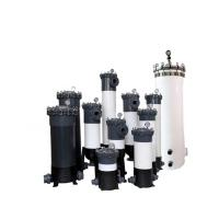 Cheap Corrosion Resistance Inline Water Filter Housing / Filter Canister Housing HPCF-5DC2 for sale