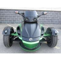 Cheap 1000cc Can Am 3 Wheel Motorcycle , V - Twin 2 Front Wheel Motorcycle Liquid Cooled wholesale