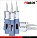Cheap PU/ Urethane Windshield pu glass Adhesive sealant (8611 PU automobile windscreen adhesive sealant ) for sale