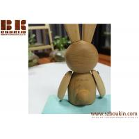 Cheap All Festival Moveable wooden Bunny for wooden design birthday gifts for sale